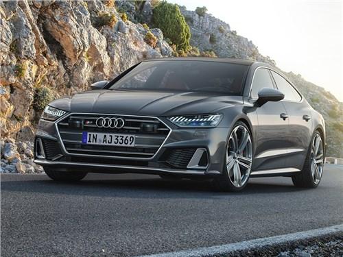 Новость про Audi S7 - Audi S7 Sportback TDI 2020