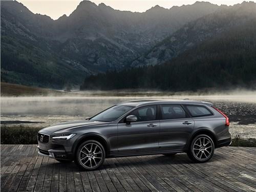Volvo отзовет более 4 тыс. автомобилей в России