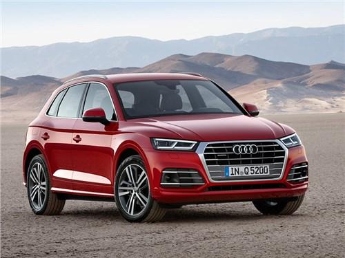 Новость про Audi Q5 - Audi Q5 2017