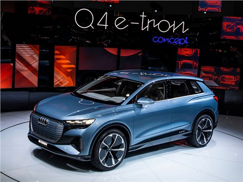 Audi Q4 e-tron предложит покупателям свободу выбора