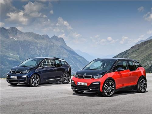 BMW i3 <br />(хэтчбек 5-дв.)