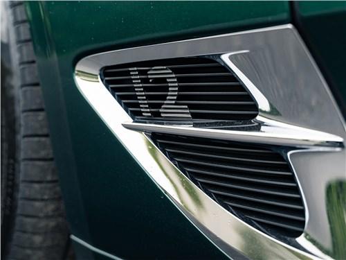 Bentley Continental GT 2018 воздухозаборник