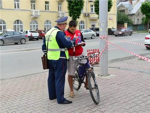 В Госдуме предложили лишать прав за нарушения ПДД на велосипеде