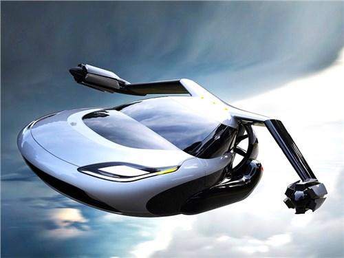 Новость про Geely - Geely запустит в производство летающие автомобили