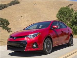 На подходе одиннадцатое поколение Toyota Corolla