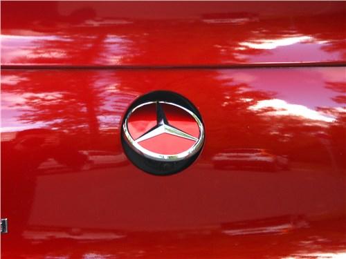 Mercedes-Benz GLC Coupe 2020 камера заднего вида