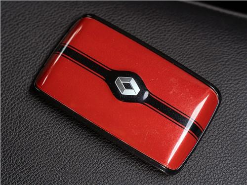 Renault Arkana 2020 ключ-карта