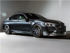 Vorsteiner / BMW M5 2014 вид спереди