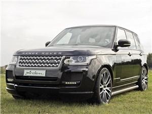 Arden / Range Rover вид спереди