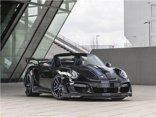 Techart | Porsche 911 Turbo Cabriolet вид спереди