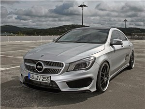 Vaeth / Mercedes-Benz CLA вид спереди