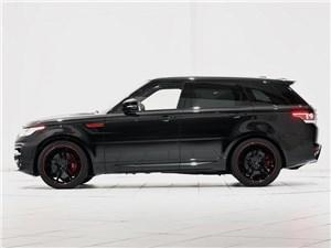 Startech / Range Rover Sport вид сбоку