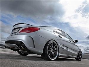 Vaeth / Mercedes-Benz CLA вид сзади