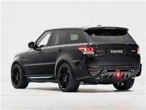 Startech / Range Rover Sport вид сзади