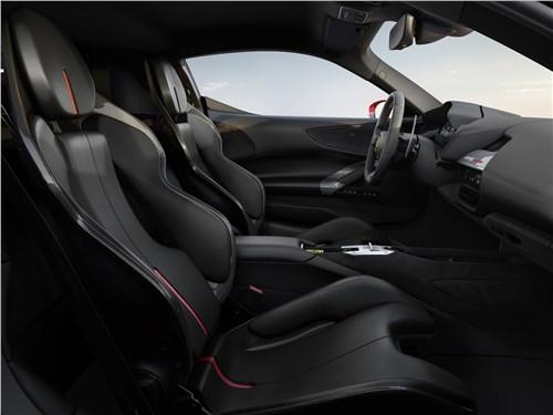 Предпросмотр ferrari sf90 stradale 2020 передние кресла