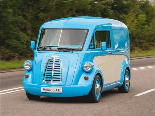 В Англии возродили ретро-бренд по производству фургонов