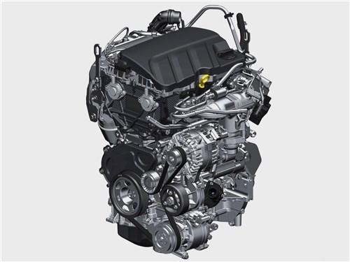 Предпросмотр opel astra 2020 двигатель