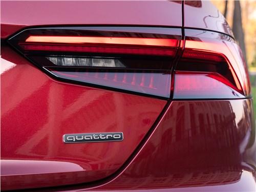 Audi A5 Coupe 2020 задний фонарь