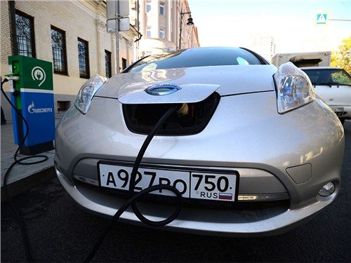 Власти разработают новую программу льгот для владельцев электромобилей