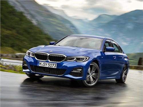 Новость про BMW - BMW 3-Series 2019