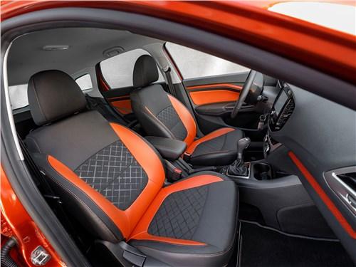 Lada Vesta SW 2019 передние кресла
