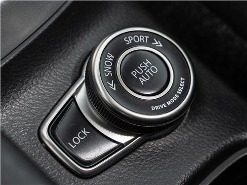 Suzuki SX4 2016 тумблер выбора режимов движения