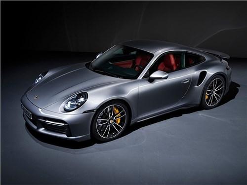 Новость про Porsche 911 Turbo S - Porsche 911 Turbo S 2021