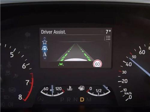 Новость про Ford - Автомобили Ford смогут различать границы дороги без разметки