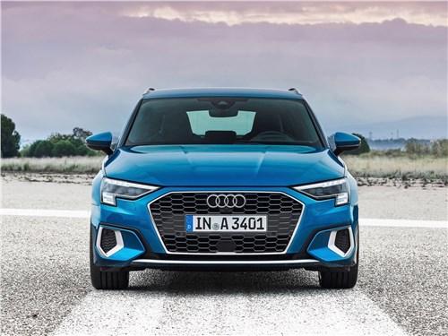 Новый Audi A3 - Audi A3 Sportback 2021 Ингольштадтский авангард