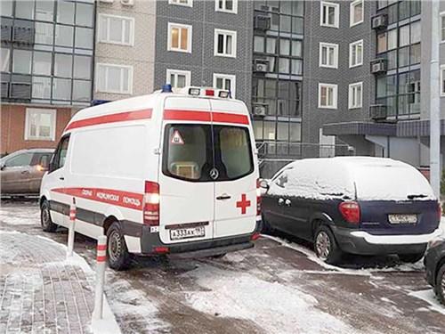 Мишустин просит сделать бесплатную парковку для врачей