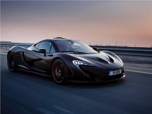 Преемник McLaren P1 появится в 2024 году