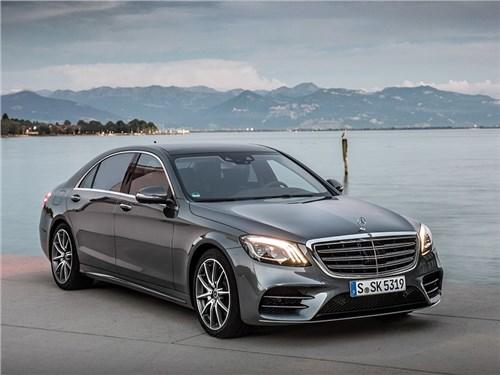 Mercedes отзовет в России четыре модели