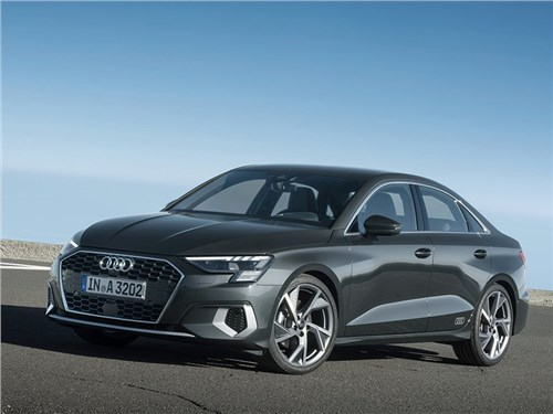 Новость про Audi A3 - Audi A3 Sedan 2021