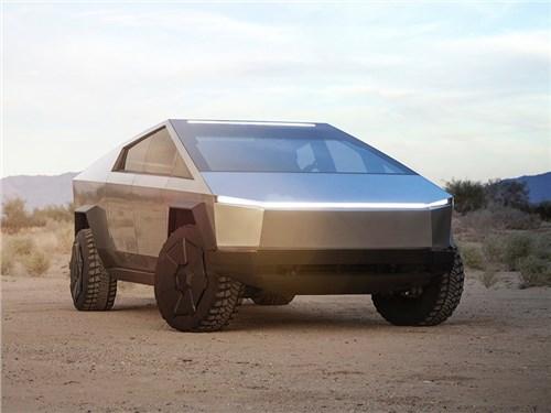 Tesla скоро объявит локацию для Cybertruck Gigafactory