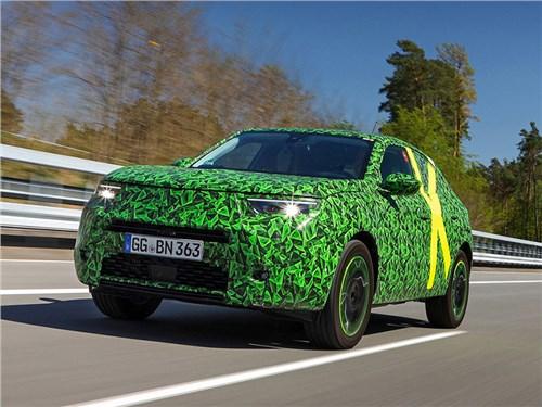 Новость про Opel Mokka - Opel Mokka