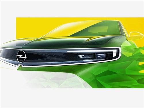 Новость про Opel - Новому Opel Mokka пообещали уникальный дизайн
