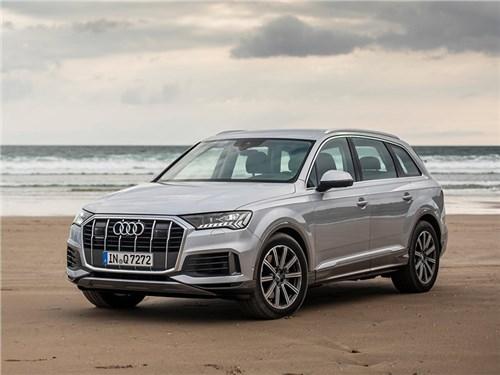 Новость про Audi - Audi Q7 2020
