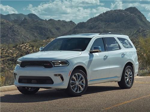 Dodge представил самый мощный серийный внедорожник на планете