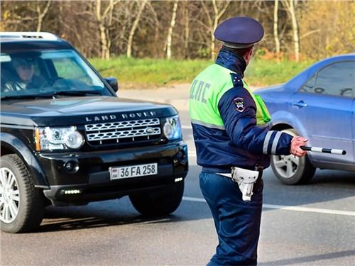 Президент России призвал бороться с пьяными водителями