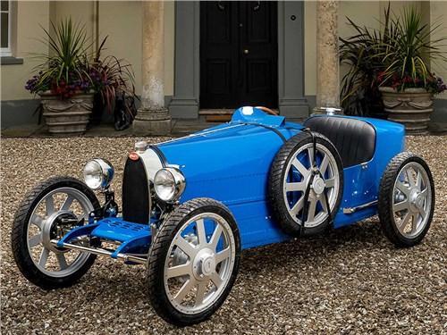 Bugatti разработал очень дорогой детский автомобиль