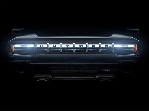 Электрический Hummer прописался в России