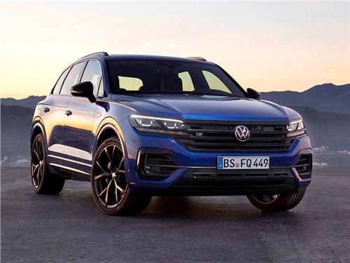 Новость про Volkswagen Touareg - Volkswagen Touareg R (2021)