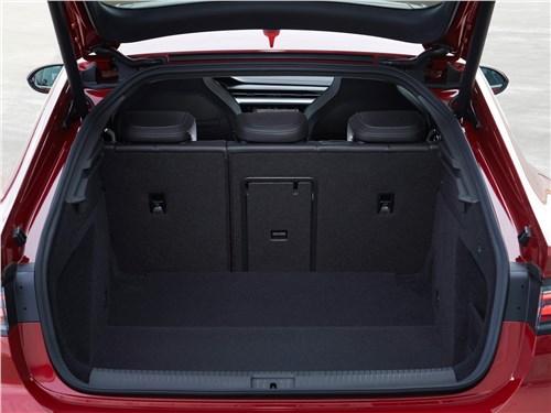 Предпросмотр volkswagen arteon (2021) багажное отделение