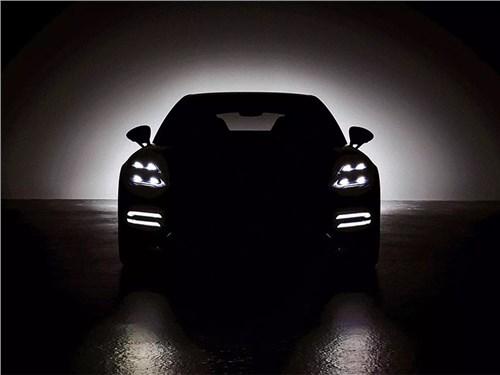 Porsche назвала дату премьеры обновленной Panamera