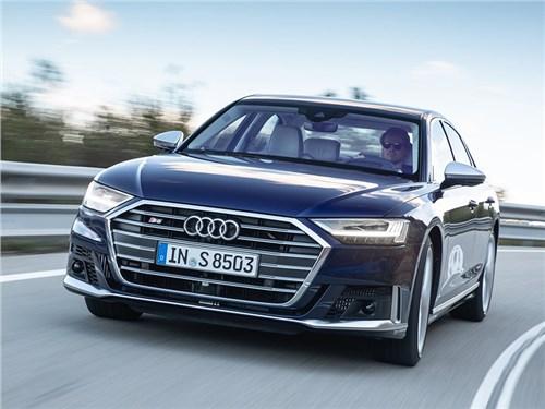 Новость про Audi S8 - Audi S8 (2020)