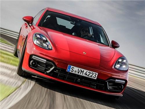 Porsche 928 может получить преемника на базе Panamera