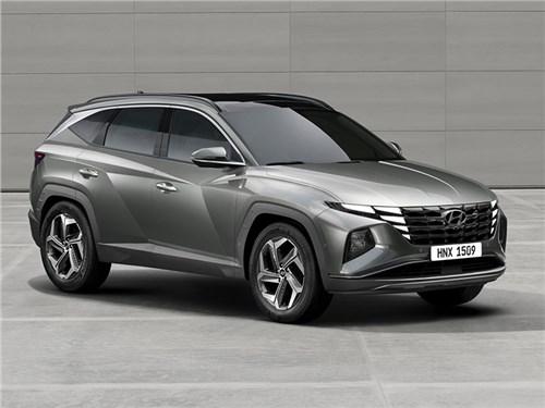 Новый Hyundai Tucson оказался революционным