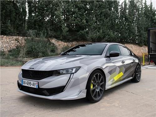 Представлен самый мощный в истории серийный Peugeot