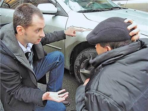 В Подмосковье задержали банду «автоподставщиков»