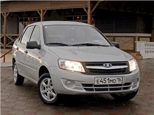 «АвтоВАЗ» запустил продажи самой мощной версии LADA Granta